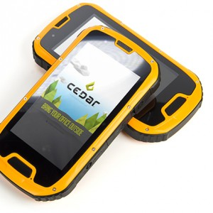 CT4 Rugged Handheld
